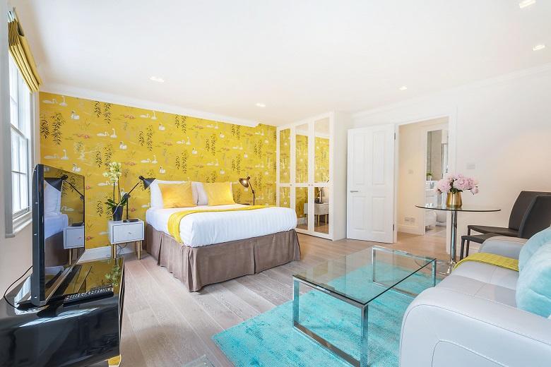 Serviced apartments Marylebone, London | Wyndham Street by ...