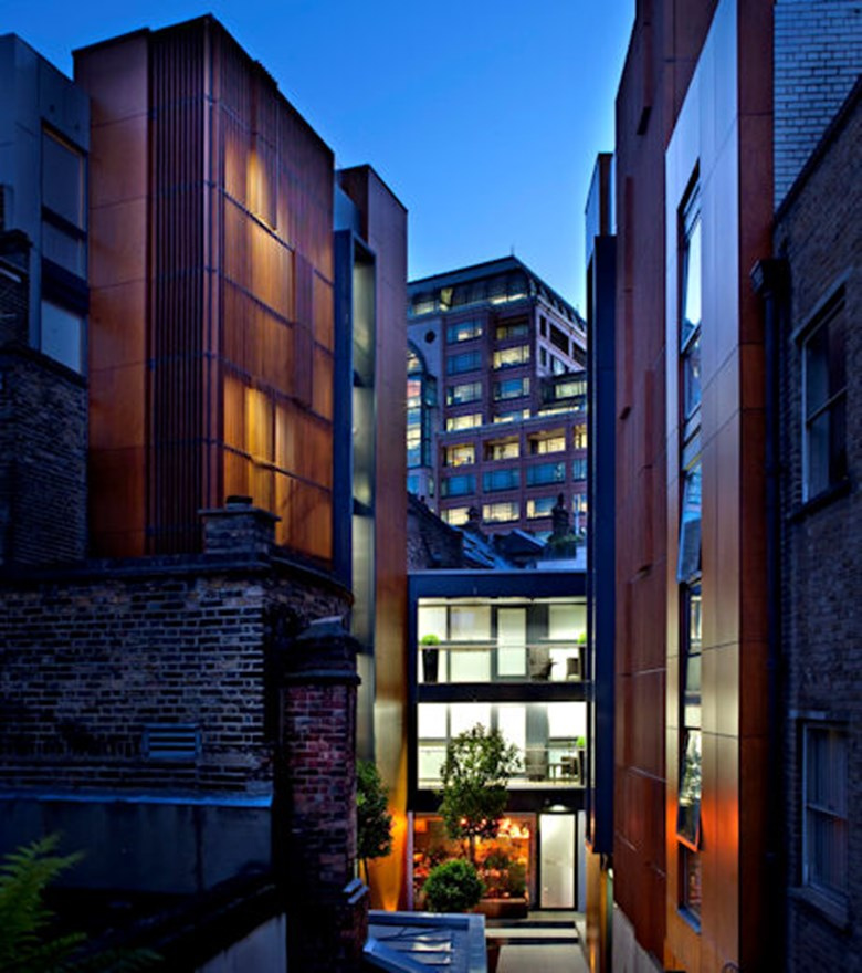 Serviced apartments Liverpool Street, London | Fraser ...