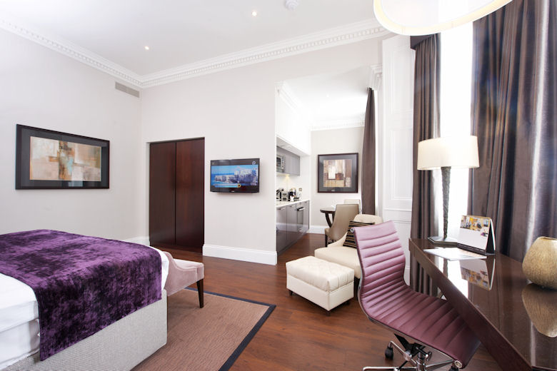 Serviced Apartments South Kensington London Fraser Suites Queens Gate