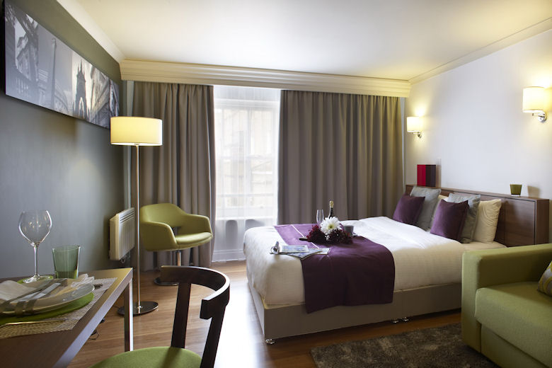 Serviced apartments South Kensington, London | Citadines ...