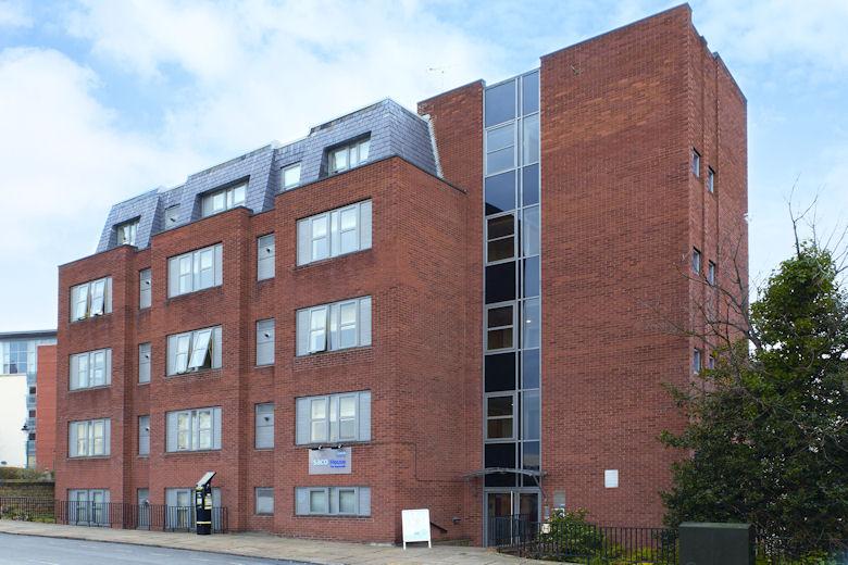 Serviced apartments Nottingham, Nottinghamshire | Ropewalk ...