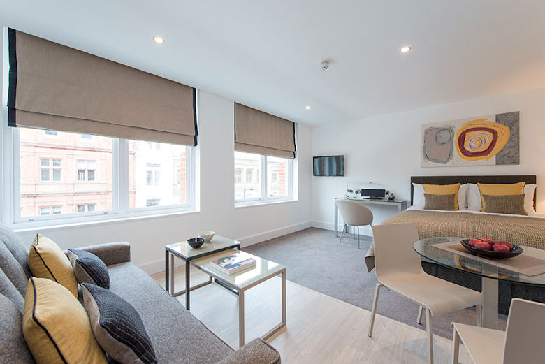 Serviced Apartments Clerkenwell London The Rosebery
