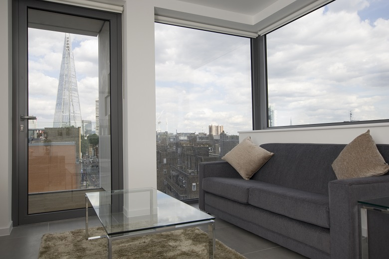 Serviced Apartments London Bridge London London Bridge By SACO - London bridge apartments