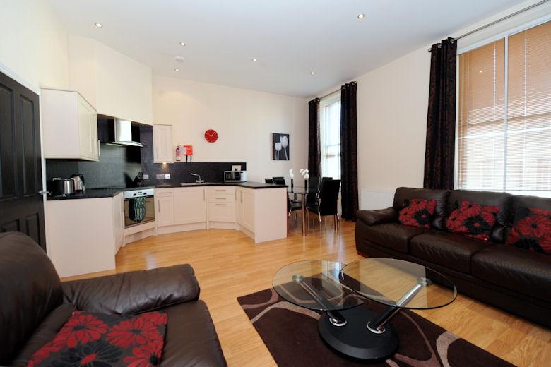 Serviced apartments Aberdeen, Aberdeenshire | City Centre ...