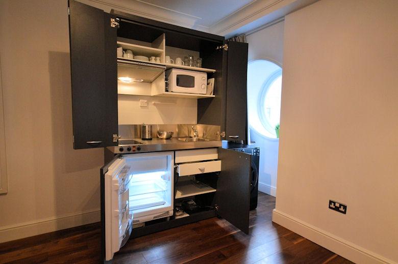 Serviced apartments Liverpool Street, London | NLA - 48 ...