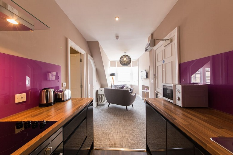 Serviced apartments Edinburgh, Midlothian | The Spires ...