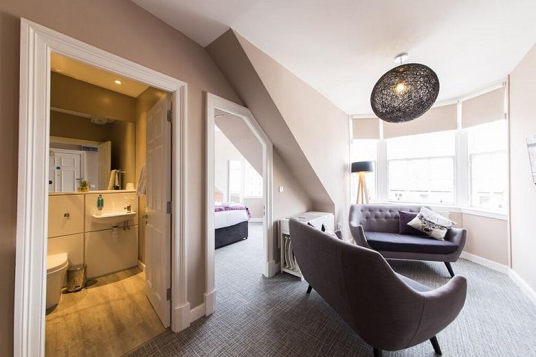 Serviced apartments Edinburgh, Midlothian | The Spires ...