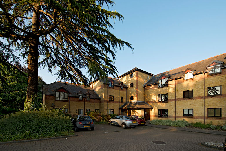Brooklands Court exterior
