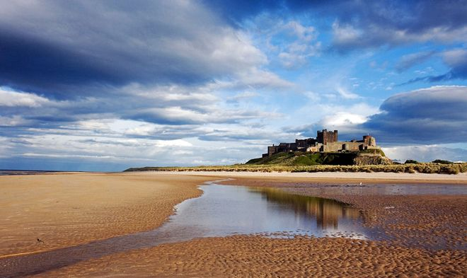 the best british seaside towns best beaches in the uk