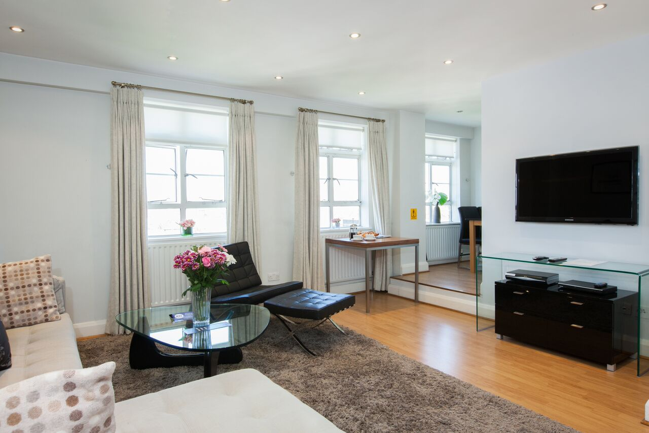 View Details · A Spacious Living Area In A Two Bedroom Apartment Awesome Ideas